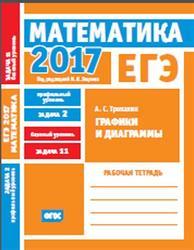 ЕГЭ 2017, Математика, Графики и диаграммы, Задача 2, Профильный уровень, Задача 11, Базовый уровень, Рабочая тетрадь, Трепалин А.С., Ященко И.В.