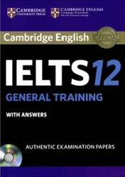IELTS 12, General Training with Answer, 2017