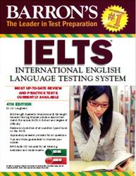 Barron's, IELTS, The Leader in Test Preparation, Lougheed Lin, 2016
