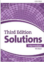 Solutions intermediate, Third edition, Workbook, Tim Falla, Paul A Davies