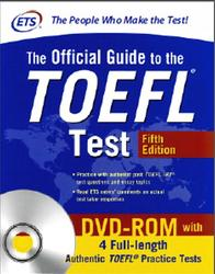 The Official Guide to the TOEFL, Test, Fifth Edition, 2018