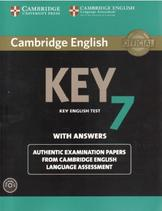 Key english test 7, with answers, Ducker P., Lawton D., 2014