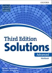 Solutions Third Edition Advanced Workbook, Davies P., Falla T., 2017