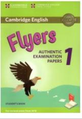 Cambridge English, flyers, authentic examination papers 1, 2017