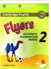 Cambridge English, flyers, authentic examination papers 2, 2017