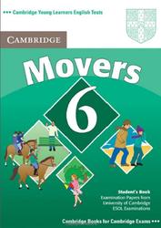 Cambridge english tests, Movers 6, Student's book, 2009