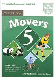 Cambridge english tests, Movers 5, Student's Book, 2007