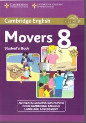 Cambridge english tests, Movers 8, Student's Book, 2014