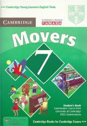 Cambridge english tests, Movers 7, Student's Book, 2011
