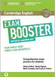 Cambridge English, Exam Booster, Without answers key, Chilton H., Dignen S., Fountain M., Treloar F., 2017