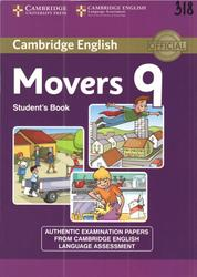 Cambridge English tests, Movers 9, Student's book, 2015