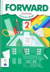 Английский язык, 2 класс, Forward, Рабочая тетрадь, Вербицкая М.В., Эббс Б., 2013