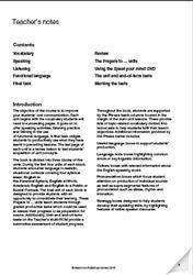 ОГЭ, Английский язык, Macmillan, Говорение, Teachers Notes, Кейт Пикеринг, 2015