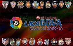 Чемпионат испании по футболу 2009