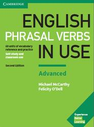 English phrasal verbs in use, McCarthy M., O'Dell F., 2017