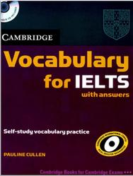 Vocabulary for IELTS with answers, Cullen Pauline