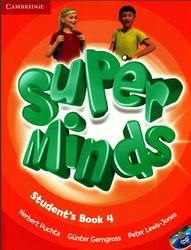 Super minds, Student's book 4, Puchta H., Gerngross G., Lewis-Jones P., 2012