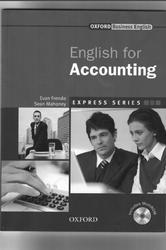 English for accounting, Frendo E., Mahoney S., 2007
