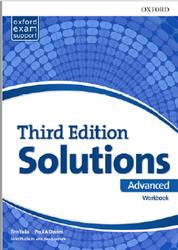 Solutions Advanced, Workbook, Falla T., Davies P.A., Hudson J., 2018