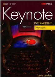 Keynote Intermediate, Workbook, Lansford L., 2016