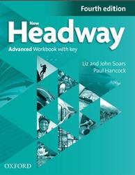 New Headway, Advanced Workbook with Key, Soars L., Soars J., Hancock P., 2015