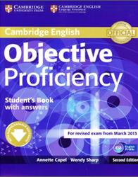 Objective Proficiency, Student's Book, Capel A., Sharp W., 2013
