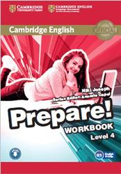 Prepare, Workbook, Level 4, Joseph N., 2015