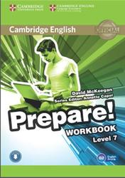 Prepare, Workbook, Level 7, McKeegan D., 2015