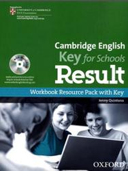 Key for Schools Result, Workbook Resource Pack with Key, Quintana J., 2013