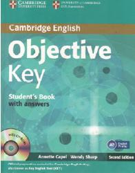 Objective Key, Student's Book With Answers, Capel A., Sharp W., 2013