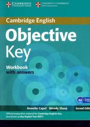 Objective Key, Workbook With Answers, Capel A., Sharp W., 2013