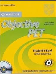 Objective PET, Student's Book with Answers, Hashemi L., Thomas B., 2010