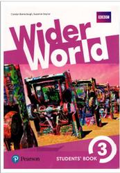 Wider World 3, Students Book, Barraclough C., Gaynor S., 2016