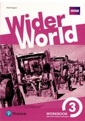 Wider World 3, Workbook, Dignen S., 2016