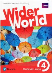 Wider World 4, Student's book, Gaynor S., Alevizos K., Barraclough C., 2016