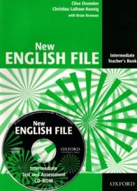 New ENGLISH FILE, intermediate Teacher's Book, Oxenden C., Latham-Koenig C., Brennan B., 1997