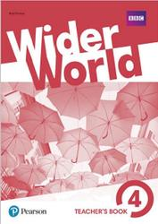 Wider World 4, Teacher's Book, Fricker R., 2016