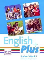 English Plus, Student Book 1, Wetz В., Pye D., 2010