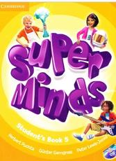 Cambridge English, super minds, student's book 5, Puchta H., Gerngross G., Lewis-Jones P., 2013