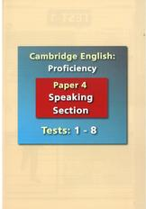 Cambridge English, succeed in Cambridge English: Proficiency, 8 speaking practice tests, Betsis A., Haughton S., Mamas L., 2012