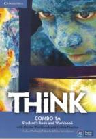 Think, student's book 1, Puchta H., Stranks J., Lewis-Jones P.
