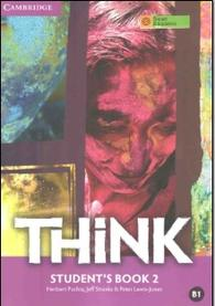Think 2, student's book, b1, Puchta H., Stranks J., Lewis-Jones P.