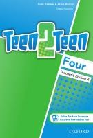 Teen2teen, four, teacher's edition 4, 2015