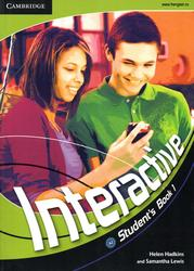 Interactive, Level 1, Student's Book, Hadkins H., Lewis S., 2011