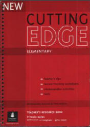 New Cutting Edge - Elementary - Teacher's book - Cunningham S., Moor P., Carr J.C.