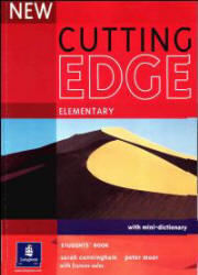 New Cutting Edge - Elementary - Student's book - Cunningham S., Moor P.