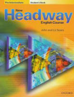 New Headway - Pre-Intermediate - Student's book - Soars J., Soars L.