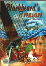 Blackbeard's Treasure - Jenny Dooley