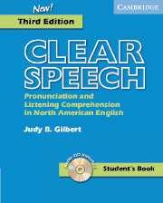 Clear Speech - Student's Book - Judy B. Gilbert