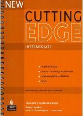 New Cutting Edge - Intermediate - Teacher's book